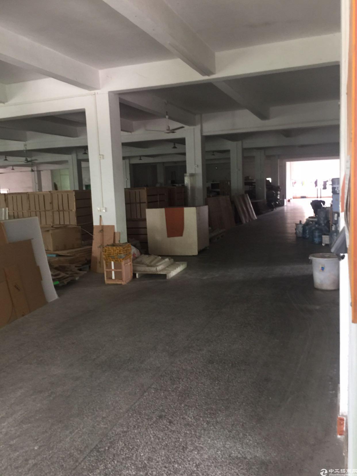 惠州工业园厂房分租