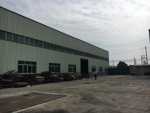 博罗县园洲镇占地7100m²,建筑6000m²标准厂