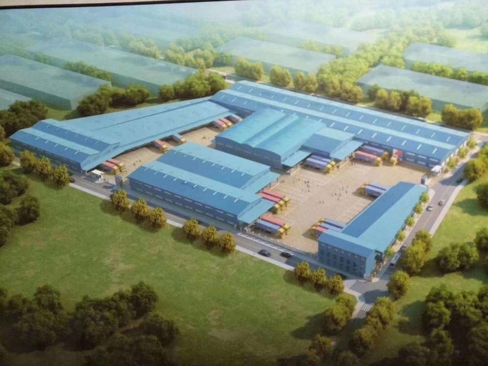博罗石湾,新出独院钢构厂房,高10米,滴水8米面积16000