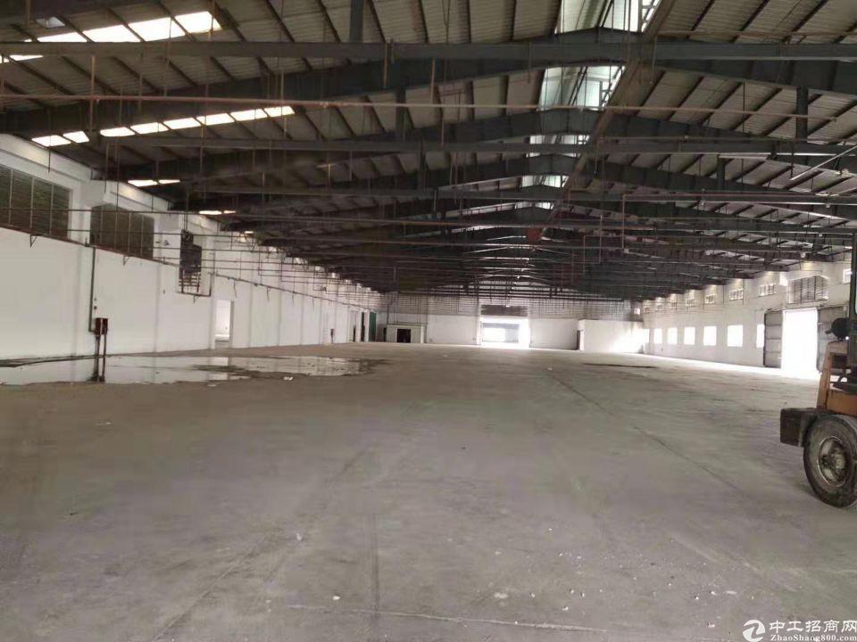 工业园区钢构两栋11600方特价出租