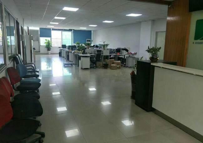 原房东红本福永和平厂房1000平方出租带装修交通方便好招工