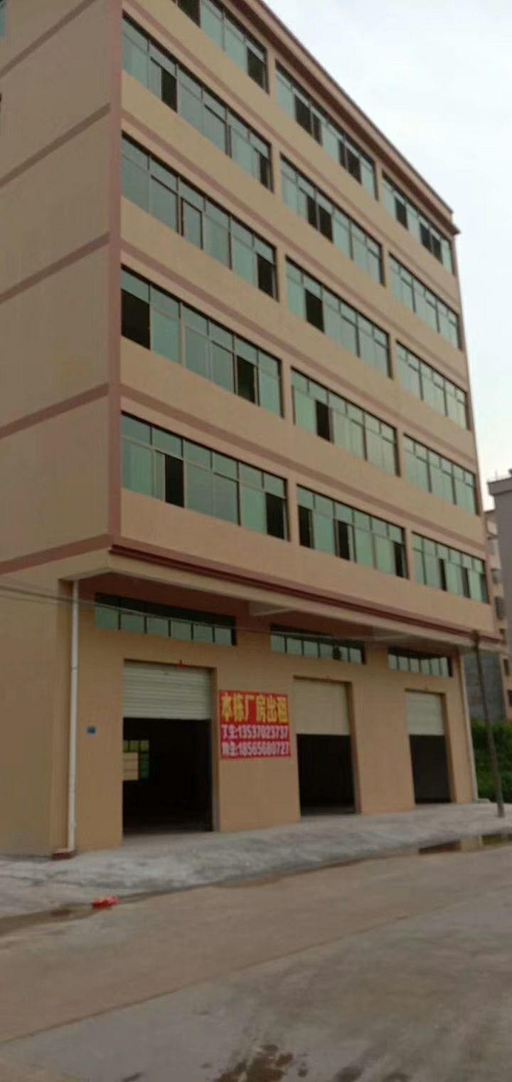 龙华镇新出独门独院标准厂房2000