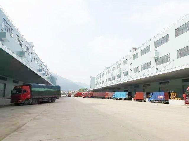 广州增城新塘新建厂房面积10万平方1000起分出租可分租