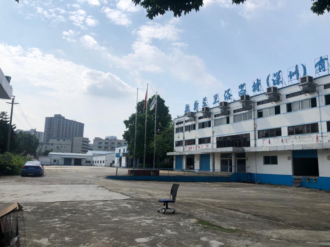 观澜新出临时仓库10000平大小面积分租招租