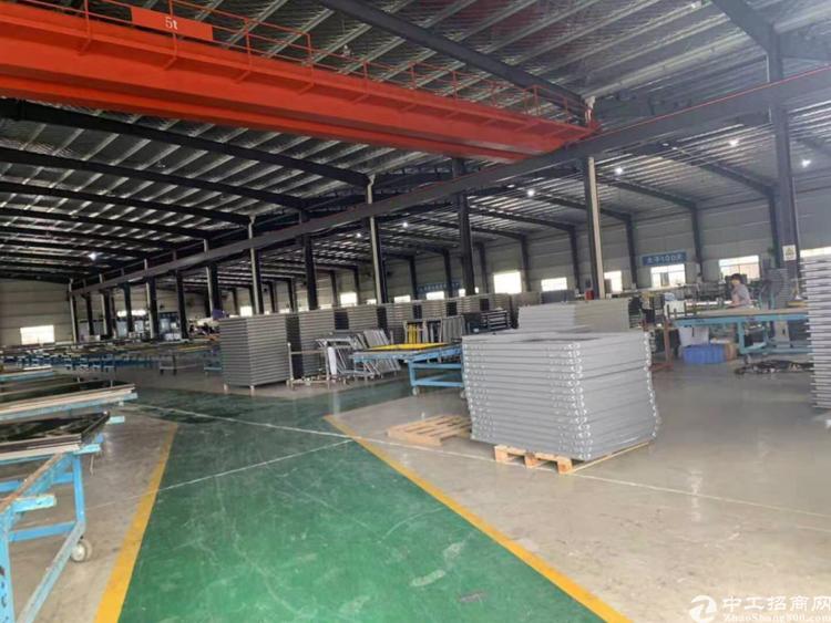 惠州市仲恺高新区滴水12米钢构厂房出租