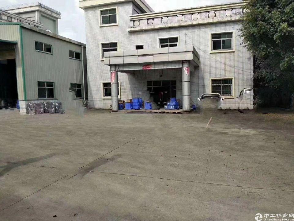 塘厦镇高速出口独院厂房5200平方出租