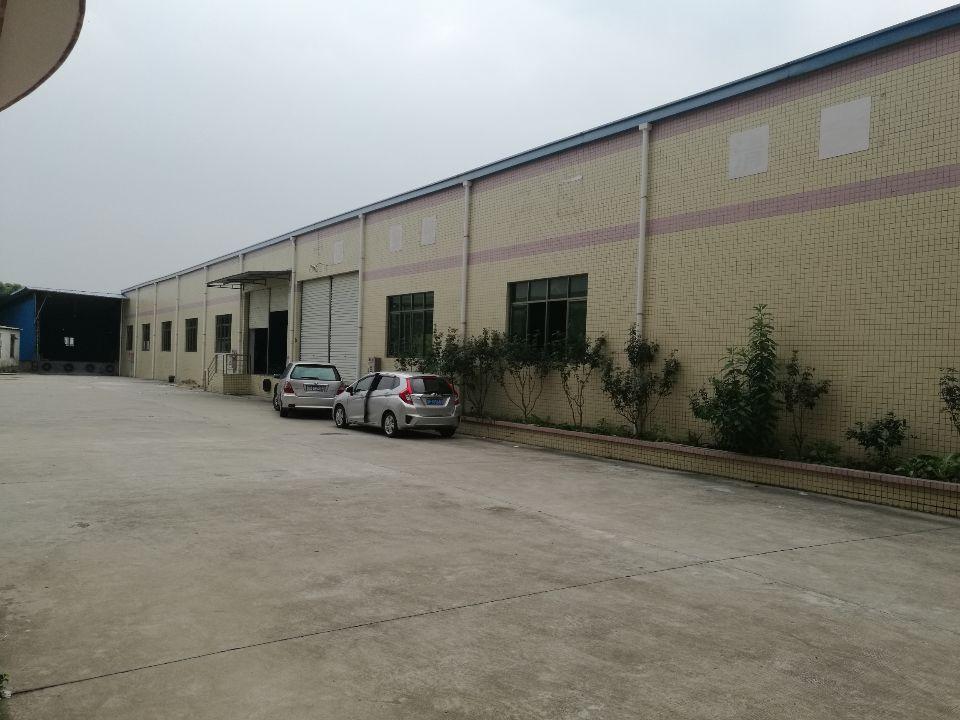 茶山镇卢屋独院单层3200平方厂房招租