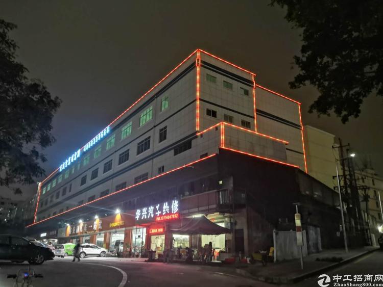 平湖华南城附近新出二楼1500平方出租