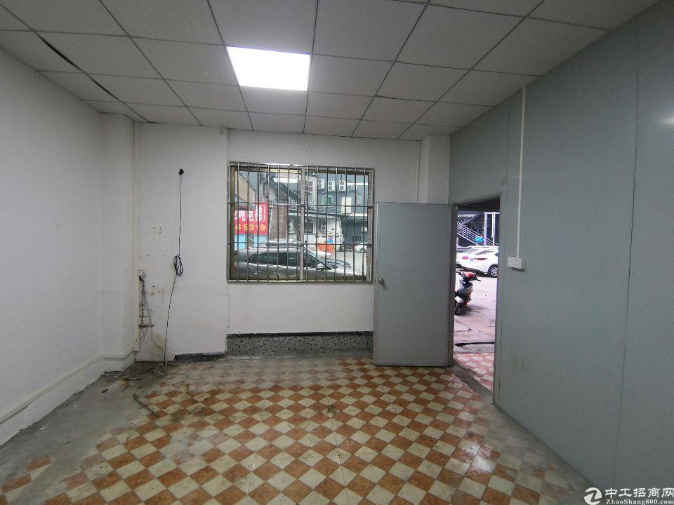长安。厦边新出标准厂房带装修水电齐全-图4