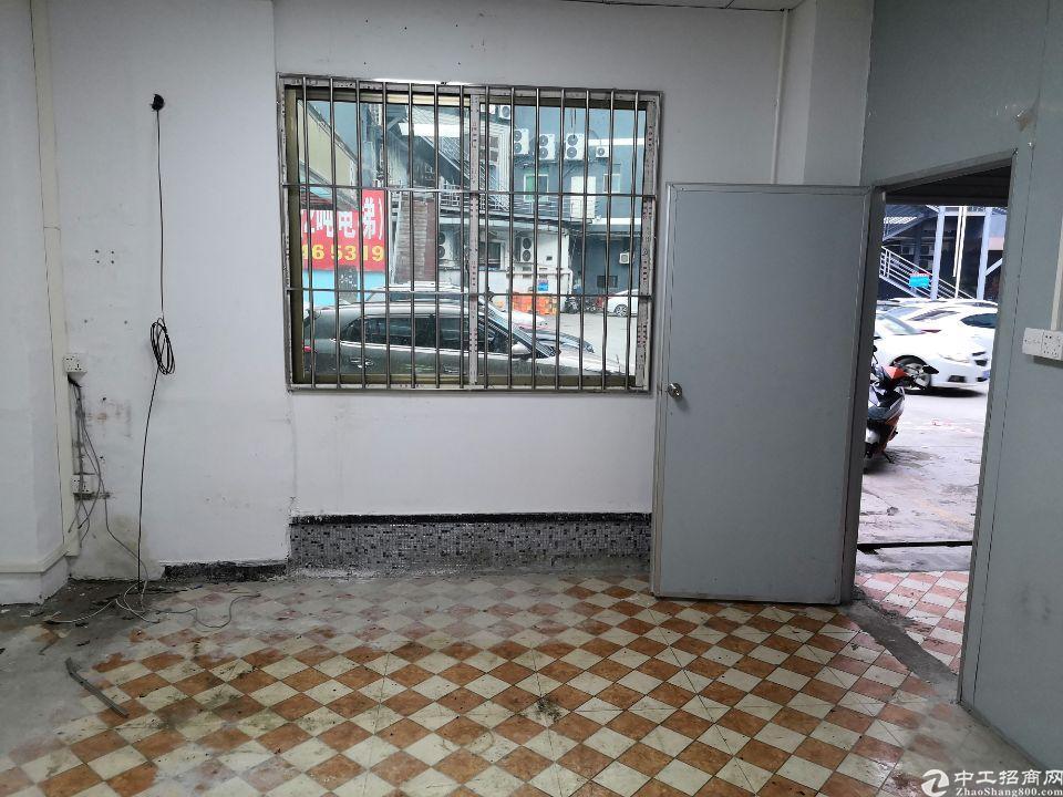 长安。厦边新出标准厂房带装修水电齐全-图2