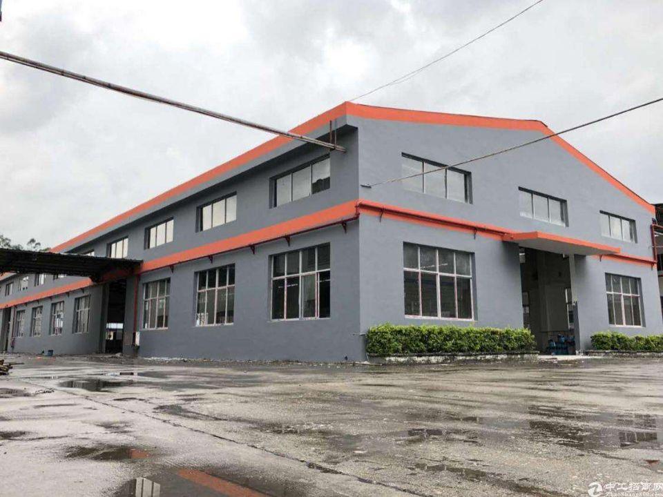 高埗原房东砖墙到顶独院5200平方厂房主车间3800工业用地