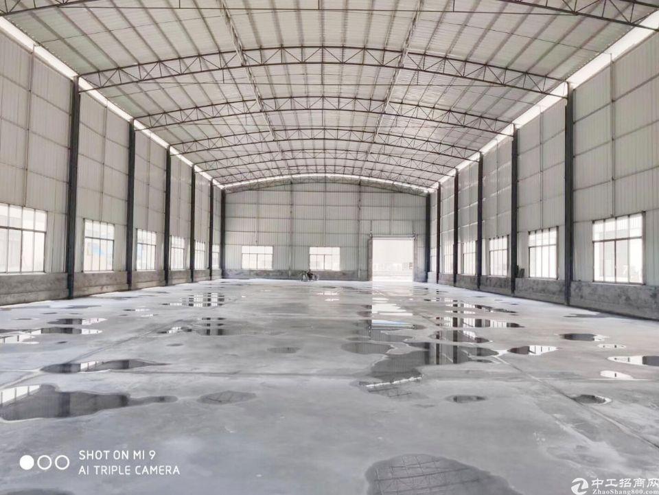 广州新塘新出标准厂房3000平,可办环评,原房东出租可分租