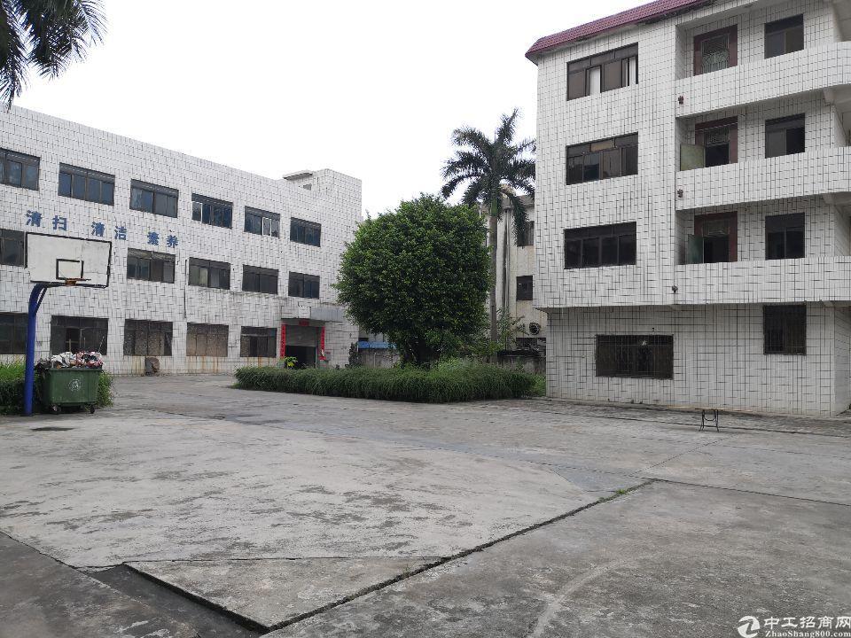 长安镇沿江高速附近原房东独门独院厂房4200平招租