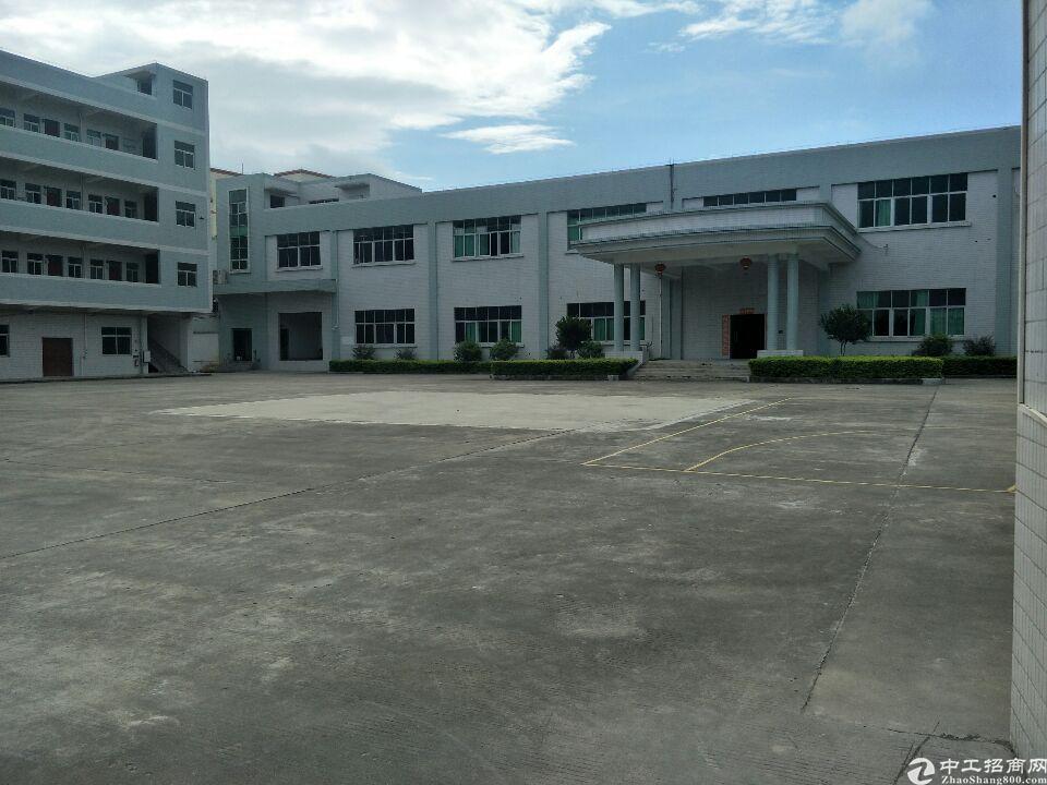 东莞市国有证厂房3500平米出售