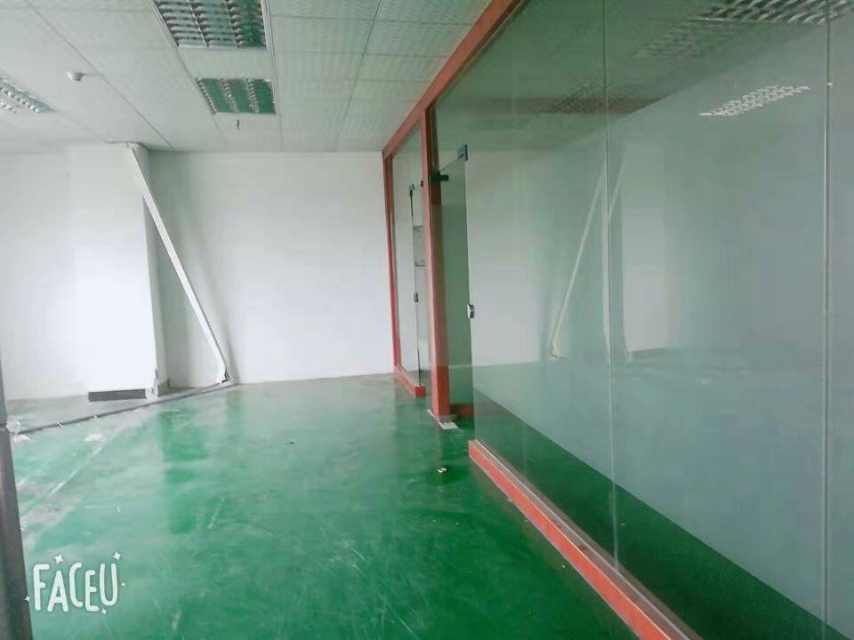 公明田寮5楼1380平米带办公室装修厂房出租,水电到位