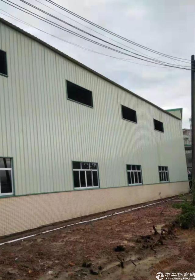 博罗县石湾镇占地2800m²,建筑2500m