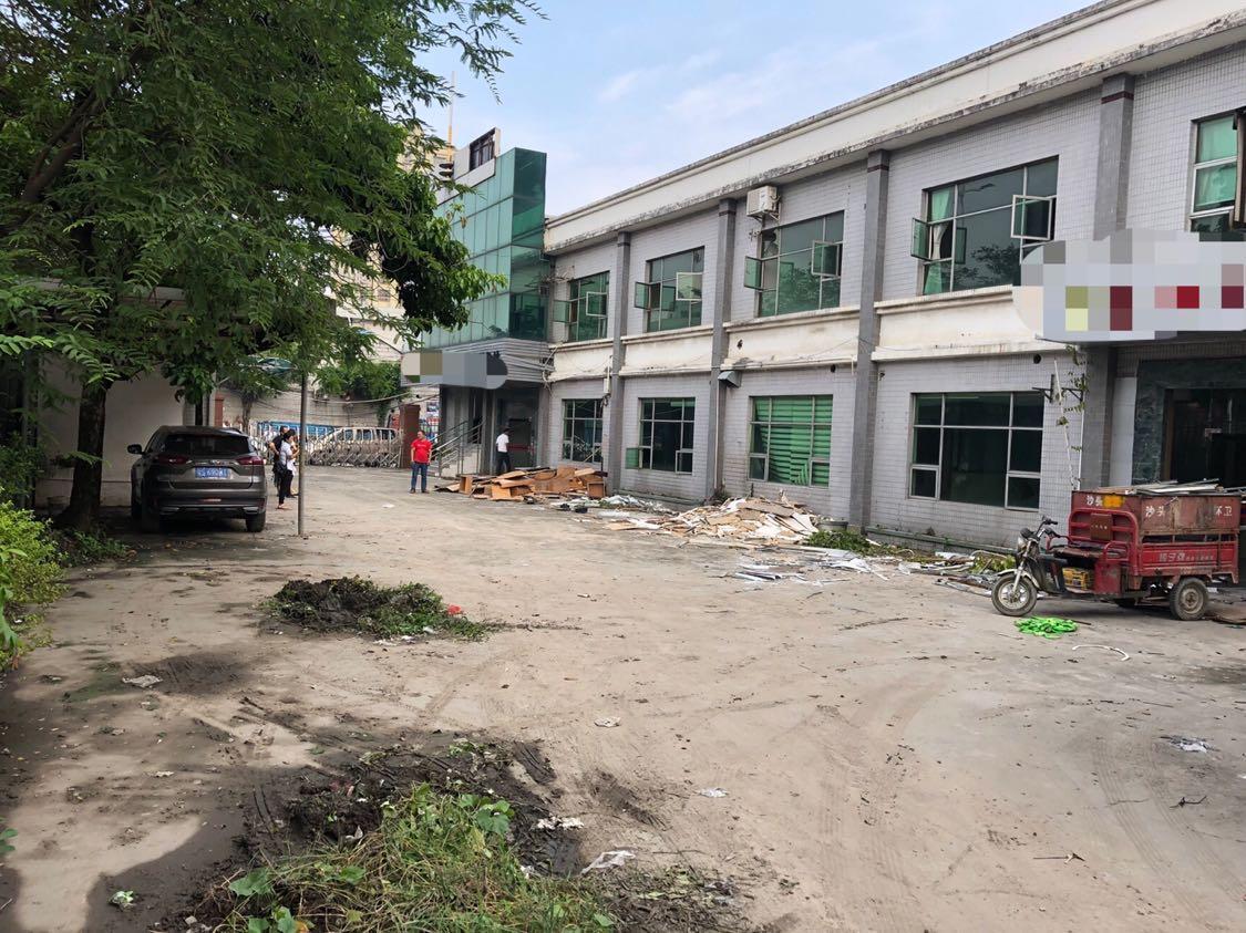 长安省道边上经典小独院2000平适合汽车美容维修餐饮行业