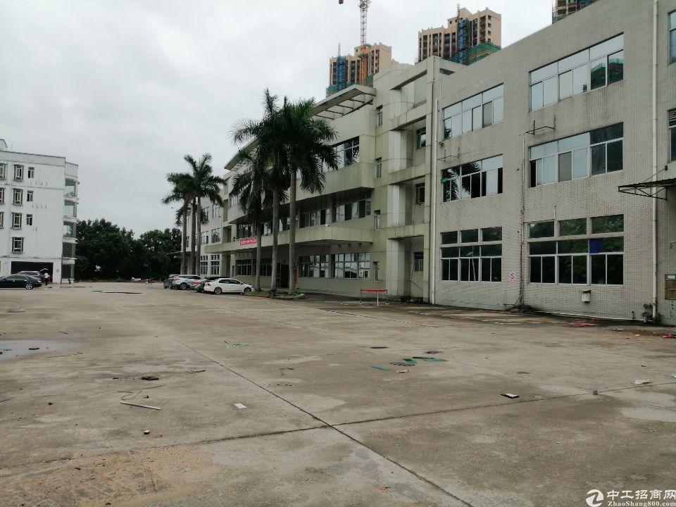 坪西花园式厂房一楼一千平米招租