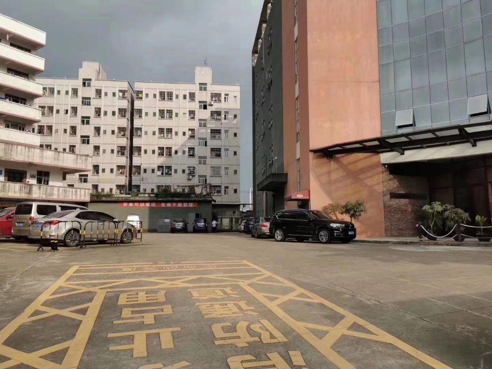 观澜原房东标准厂房一楼6米高厂房整层2000平方出租