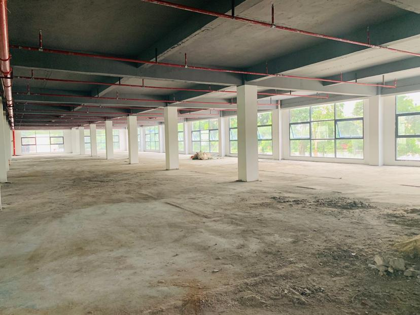 西乡三围厂房面积220平至1200平出租