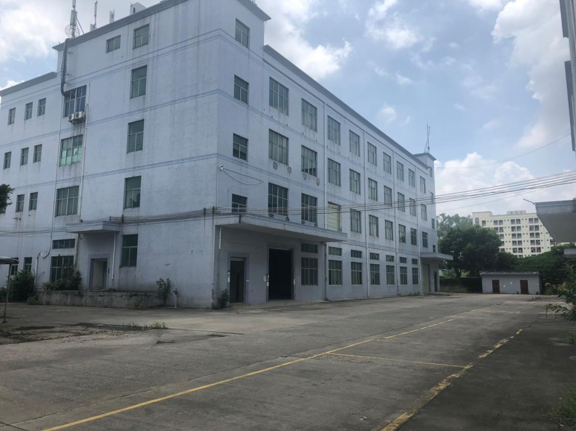 观澜环观南路旁原房东工业区厂房6000平米出租