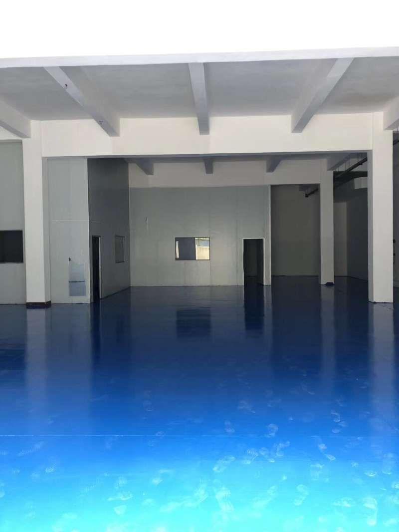长安厦边,新出标准厂房,带装修,水电齐全,