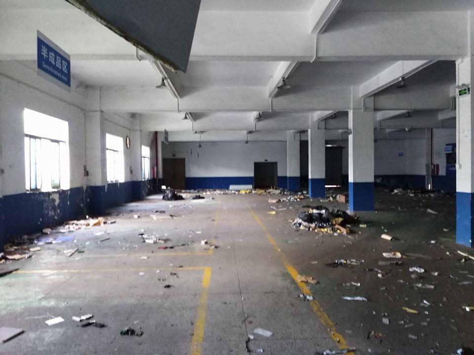 横岗大康可做仓库厂房一楼1600平方米招租