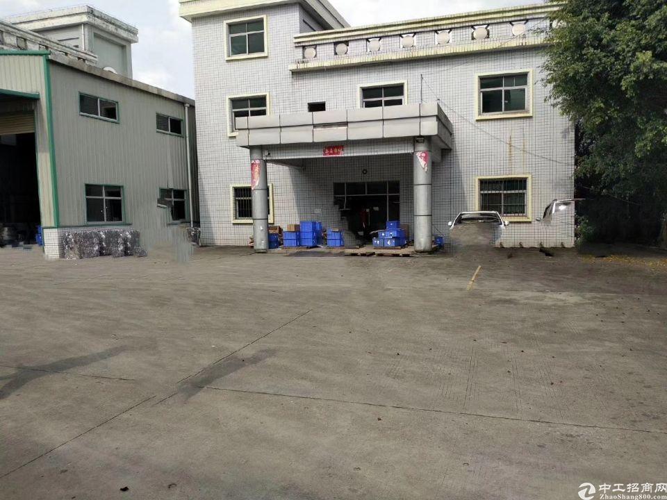 塘厦林村5200平方独院厂房出租
