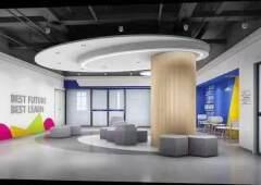 越秀区区庄写字楼1楼二楼适合教育培训机构