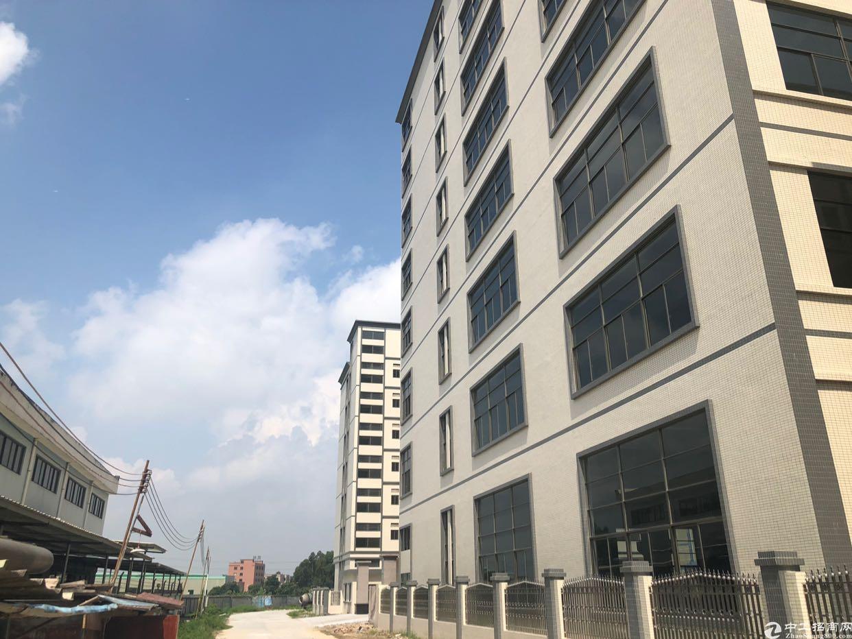 东莞市全新标准独院23000平方,带独立宿舍办公楼