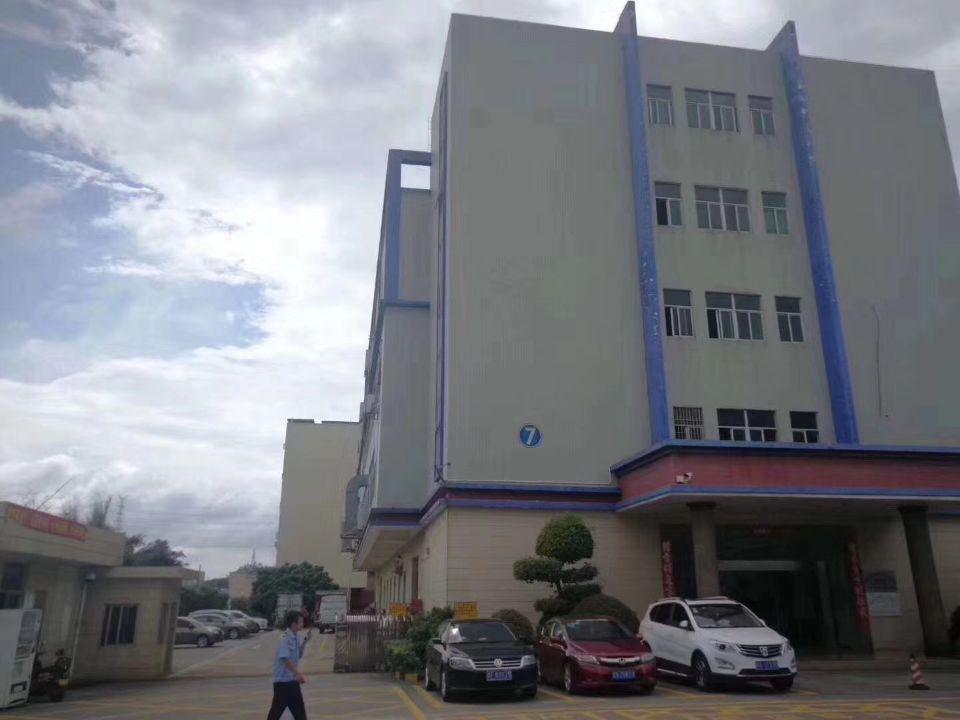 松岗原房红本工业园现有一栋四层厂房(办公搂)4700平方米-图4