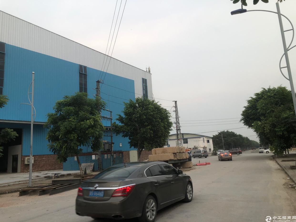 全新钢构三层15000,大小可分适合电商仓库