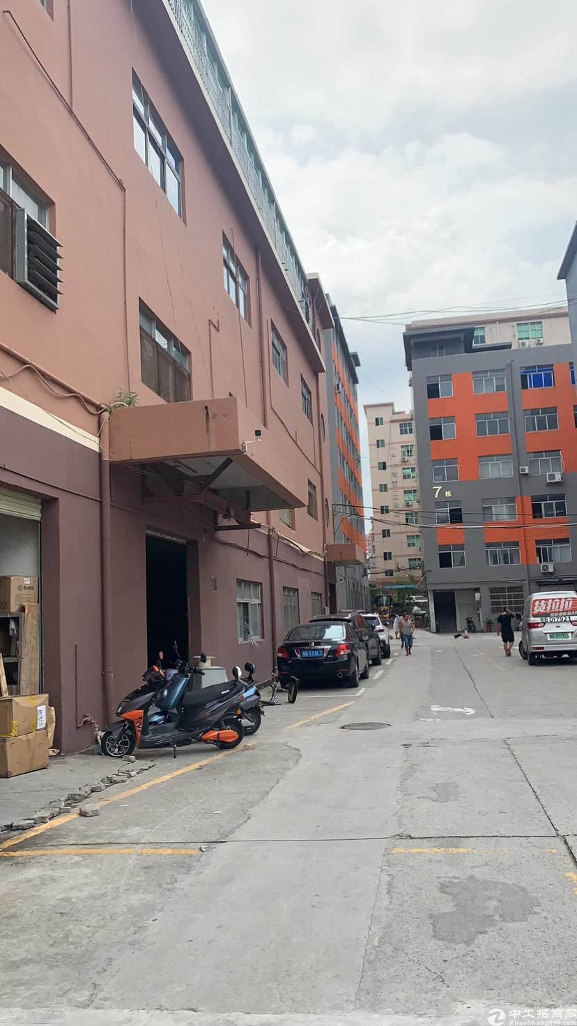 西乡南昌工业园一楼700平仓库招租