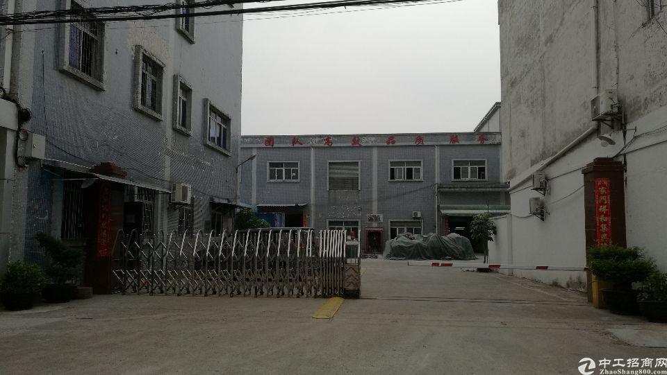 新出原房东标准独院厂房3680平方