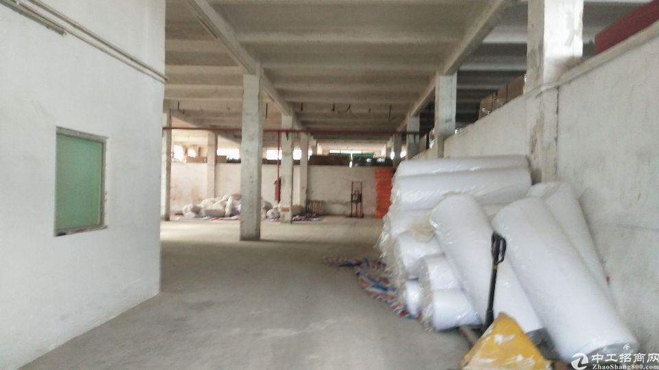 惠阳秋长工业园标准厂房招租一楼700平米证件齐全可办环评
