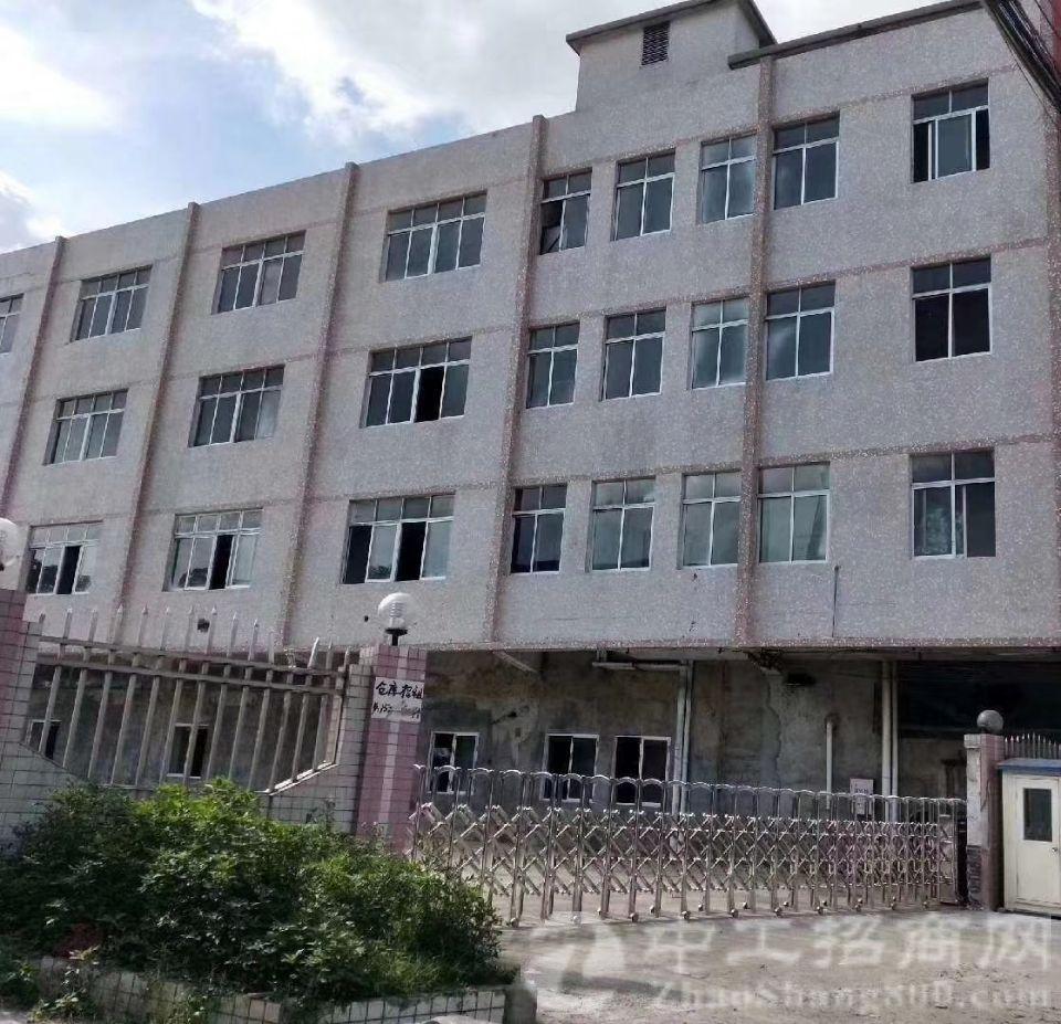 厚街镇环岗村第二工业区新出二楼1500方厂房仓库招租