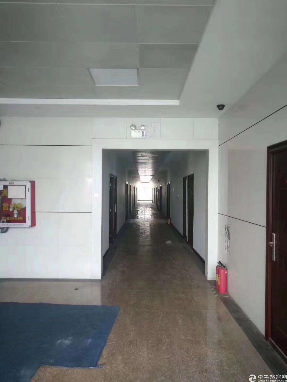 松岗原房红本工业园现有一栋四层厂房(办公搂)4700平方米-图2