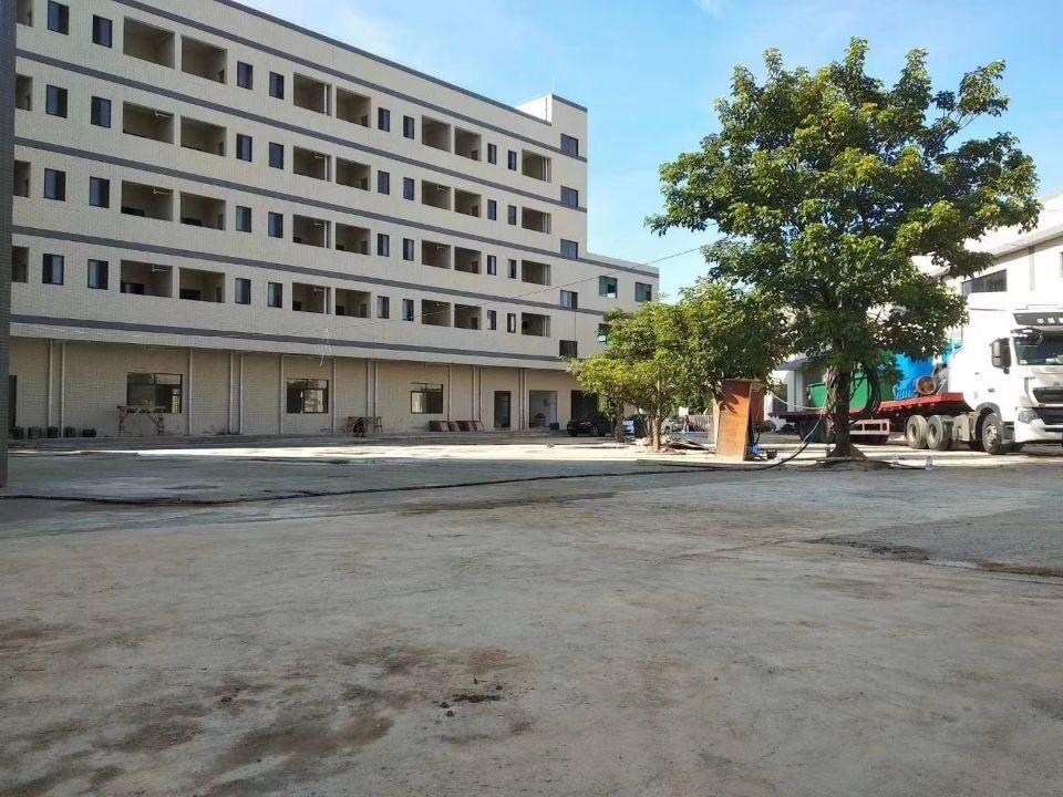 黄埔区标准厂房出租,2000方单层实际面积