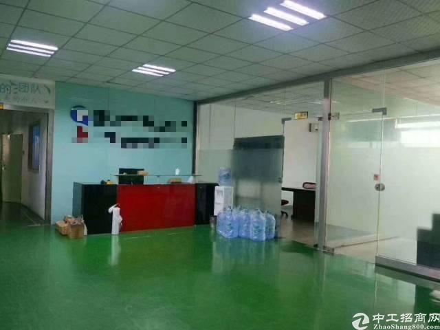 福永宝安大道980平厂房出租