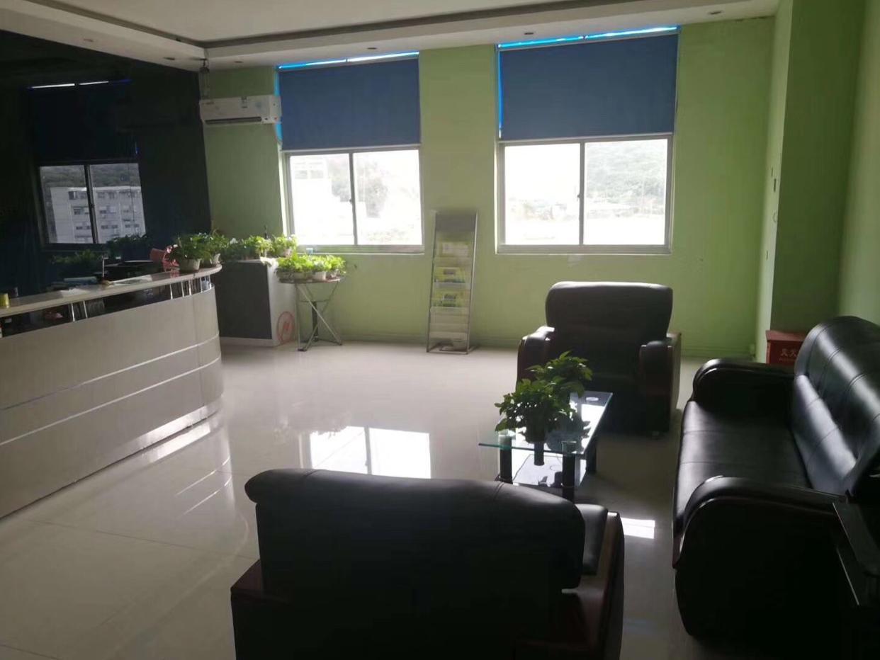 西丽地铁口精装修厂房1300平招租