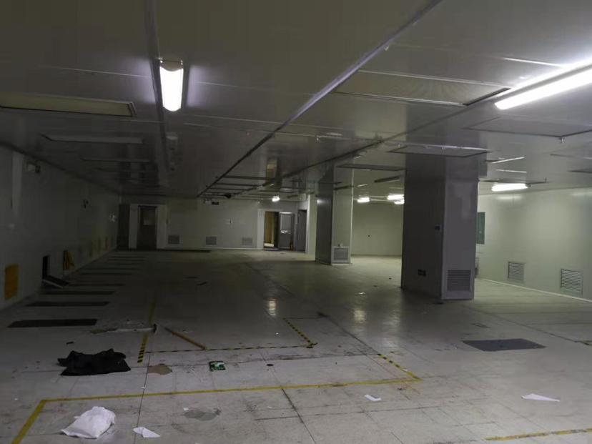 大朗镇新出楼上单层面积2700平方,报价11元