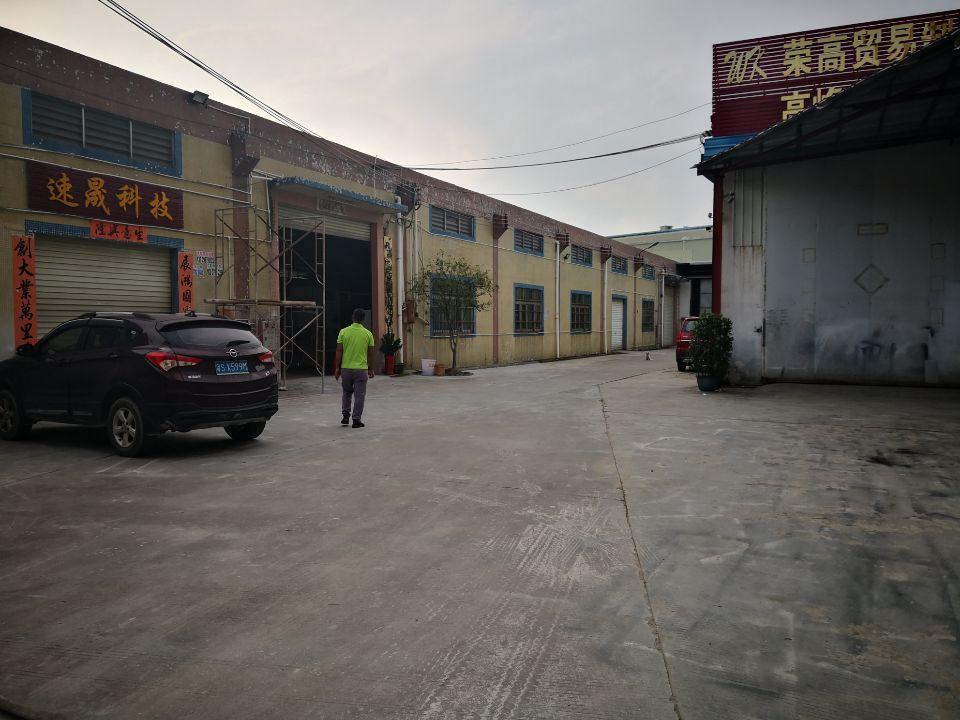 茶山镇砖墙到顶单一层原房东厂房1355平方招租
