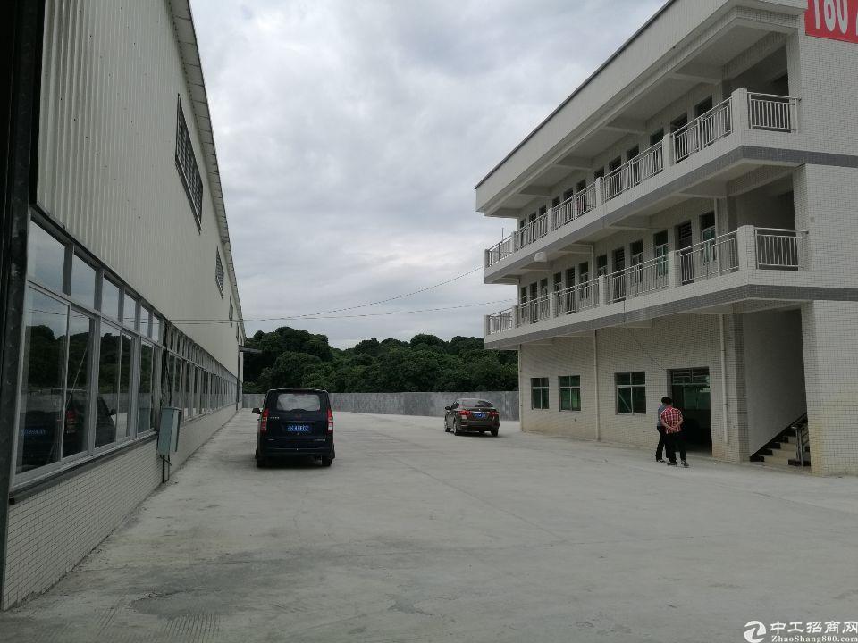 茶山镇单层3250平方厂房招租
