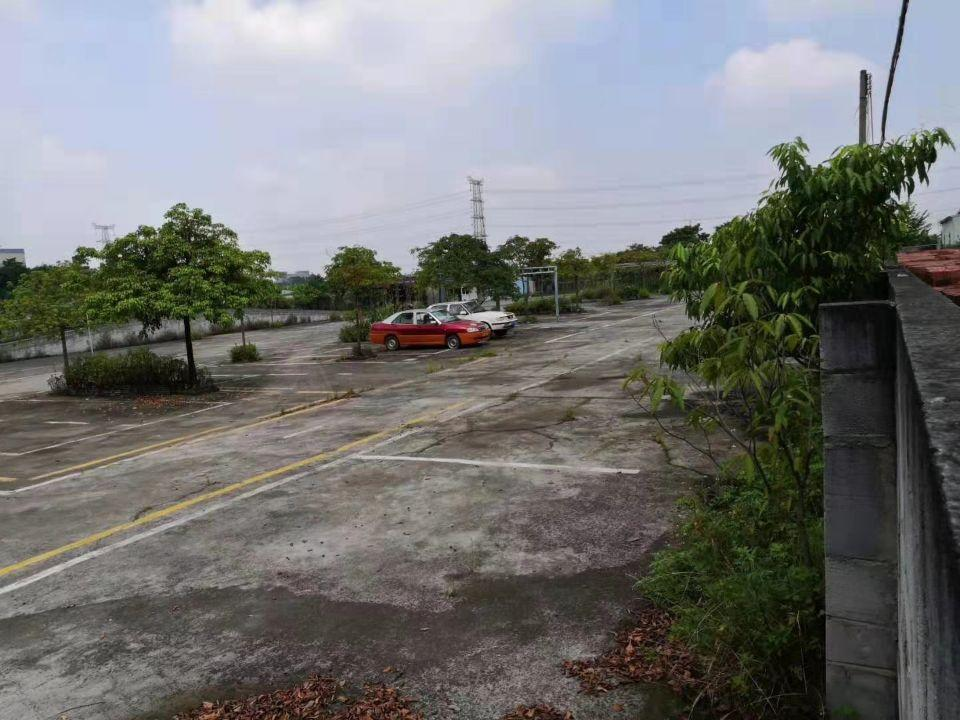 长安建安路旁边空地出租,可做驾校,堆放