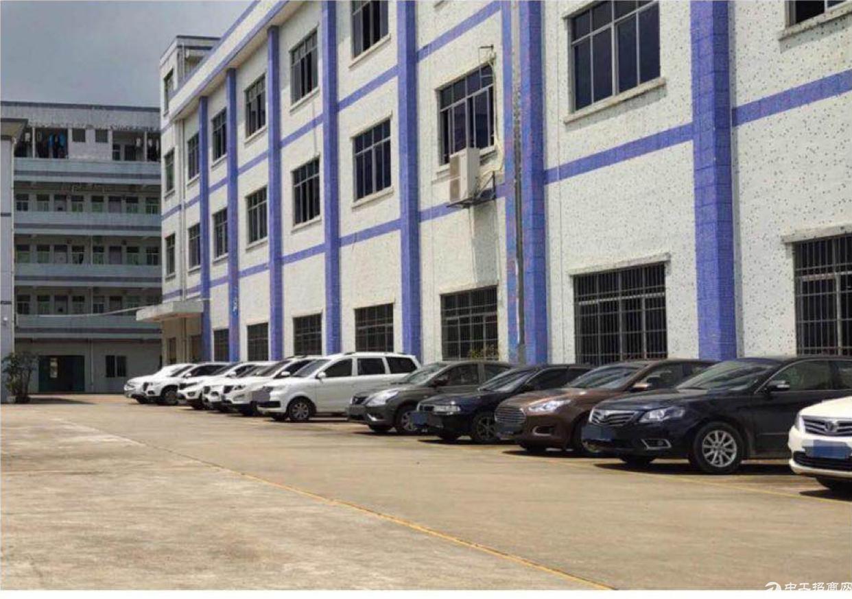 清溪占地5000m建筑7500m双证齐全厂房出售1.占地