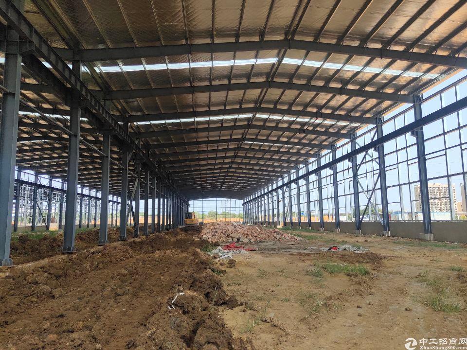 物流园附近五千平米钢构厂房出售