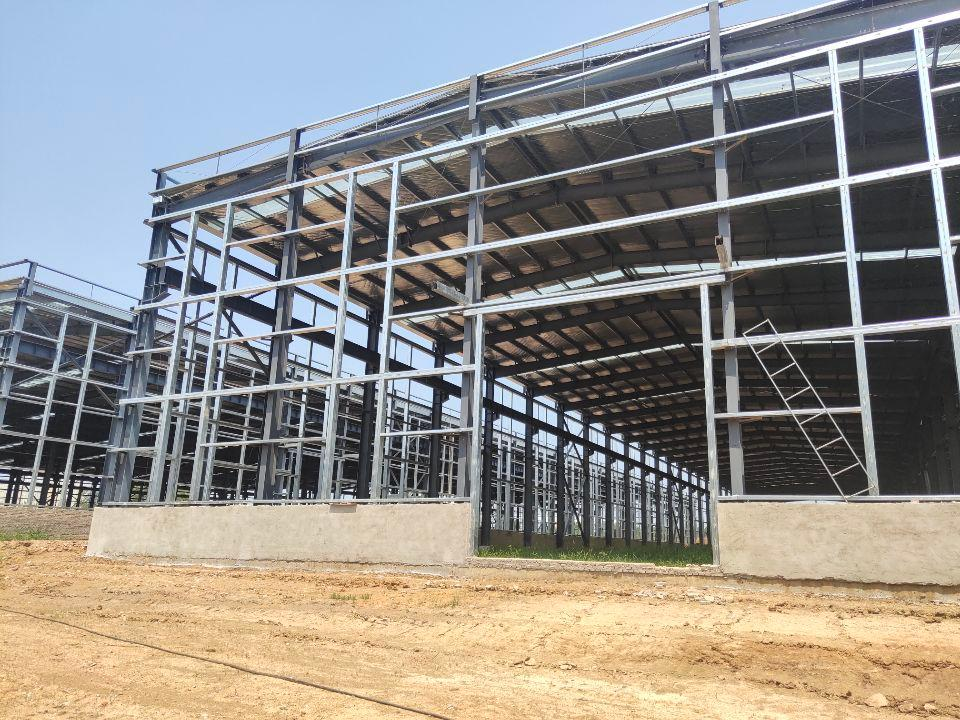 物流园附近五千平米钢构厂房出售-图4