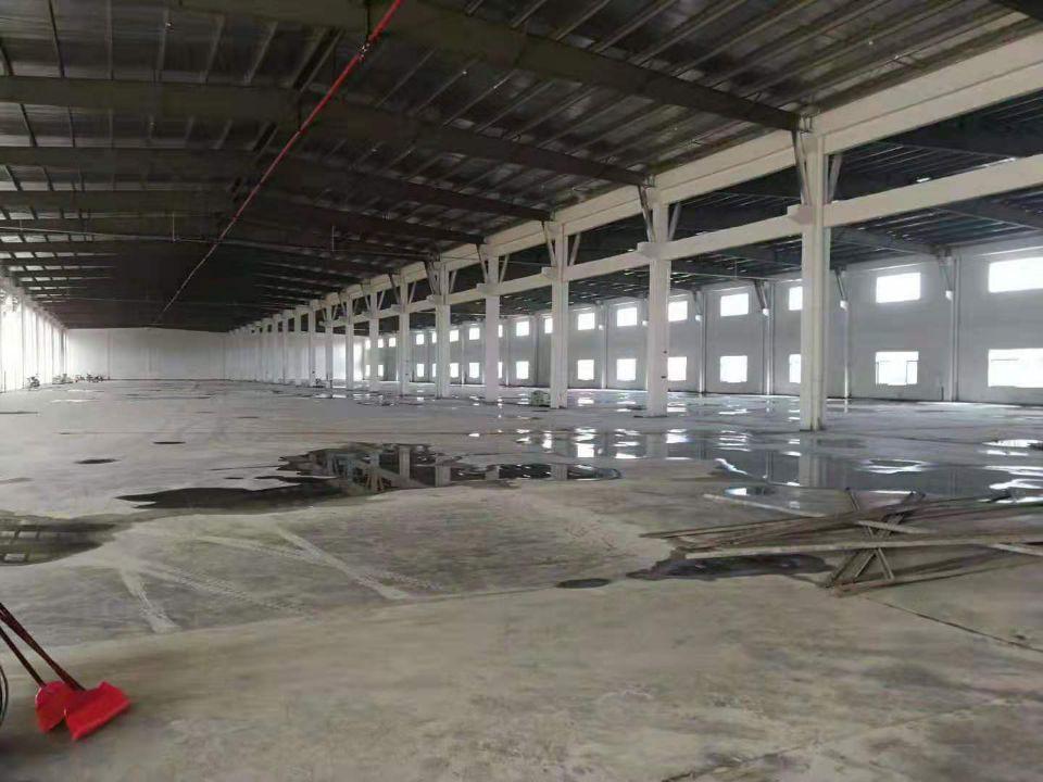 13000平方独院高台仓库。空地超大。