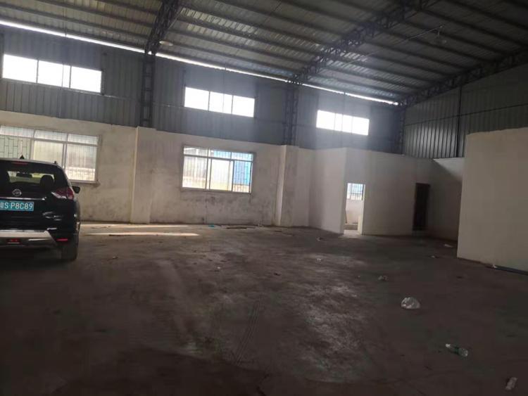 万江新出厂房面积单一层510平方交通方便有办公室