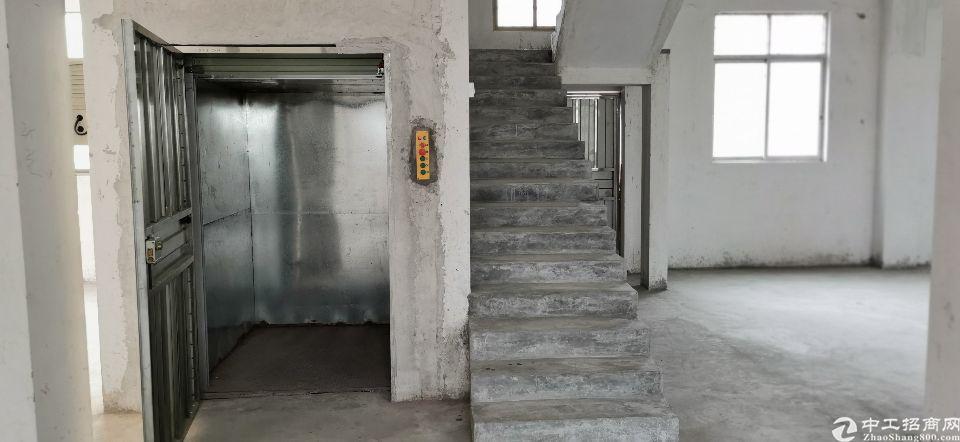 竹料500平楼房两层可做生产仓库